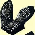 Samozahrievacie turmalínové masážne ponožky