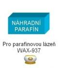 Náhradní parafín pro lázeň WAX-937