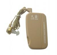 Vreckový načúvací prístroj na tužkovú batériu ZinBest VHP-302 s UV boxom