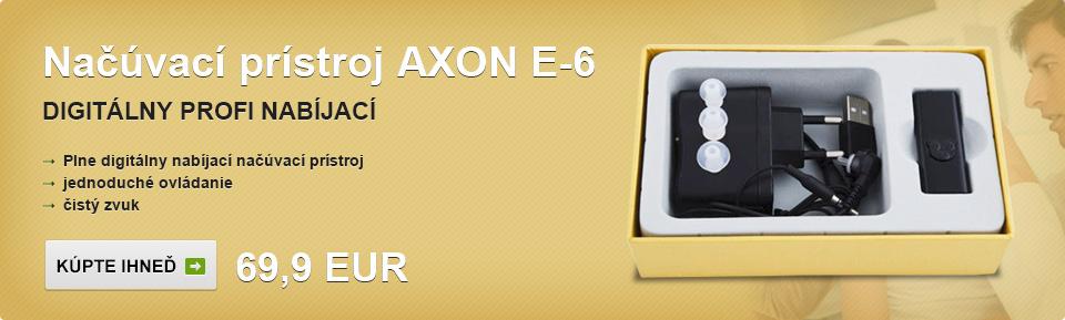 AXON E-6